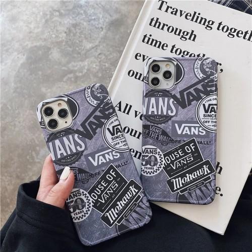 vans/ヴァンズファッション セレブ愛用 iphone12/12 mini/12pro/12pro maxケース 激安アイフォンiphone 12/11/xs/x/8/7 plusケース ファッション経典 メンズ手帳型 iphone x/8/7 plusケース大人気