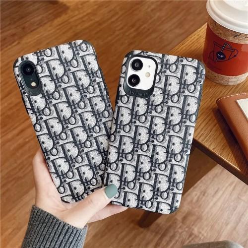 Dior/ディオール アイフォン12/mini/12 pro/12 pro maxケース ペアお揃い iphone 11/xs/x/8/7ケースiphone 11/x/8/7スマホケース ブランド LINEで簡単にご注文可モノグラム iphone12/11pro maxケース ブランド