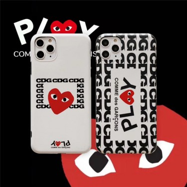 CDG/コムデギャルソンins風 iphone12/12mini/12pro/12pro maxケースかわいいアイフォン12カバー レディース バッグ型 ブランドiphone 12 mini/12 pro maxケース ファッション