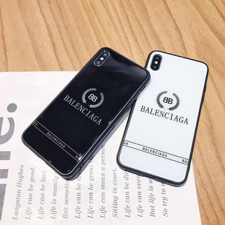 バレンシアガ AQUOS zero5G basic R5Gケース ブランド AQUOS SENSE5G/4/4 PLUS Balenciaga ペアお揃い 激安 xperia 1/5/10 iiケース ジャケット型 IPhone 12 mini/12proカバー