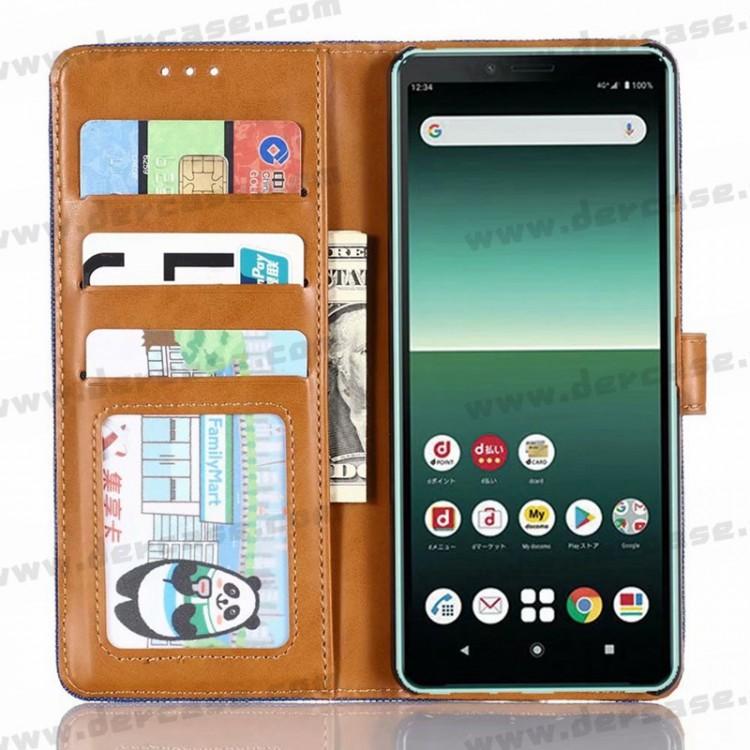 バーバリー 手帳型 ブランド Google Pixel 4a 5G/Pixel 5ケース Burberry デニム風 galaxy s21/note20カバー カード入れ Xperia 1 III/10 III/5 iiケース 縫い iphone 12/12 pro/11/xカバー メンズ レディース