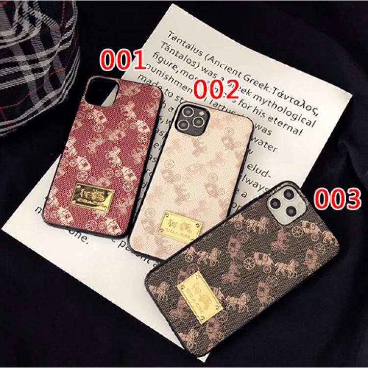 Coach/コーチ個性潮 iphone12/12mini/12pro/12pro maxケース ファッションiphone 11/x/8/7スマホケース ブランド LINEで簡単にご注文可手帳型 iphone x/8/7 plusケース大人気