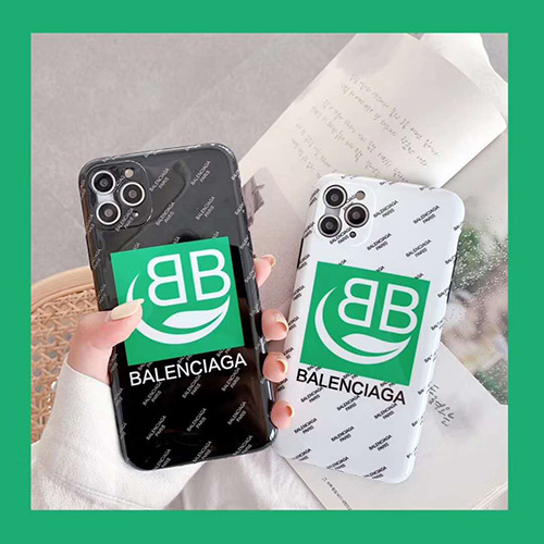 Balenciagaバレンシアガ ブランド iphone12/12 mini/12pro/12pro max/11pro maxケース iphone 12/11/xs/x/8/7 plusケース ファッション経典 メンズiphone xr/xs max/11proケースブランド