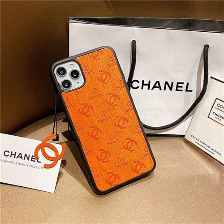 Chanel/シャネル ブランド iphone12 mini/12/pro/12pro maxケース かわいい レザー iphone11/x/xrケース ビジネス ストラップ付きモノグラム iphone12/11pro maxケース ファッション メンズ レディーズ