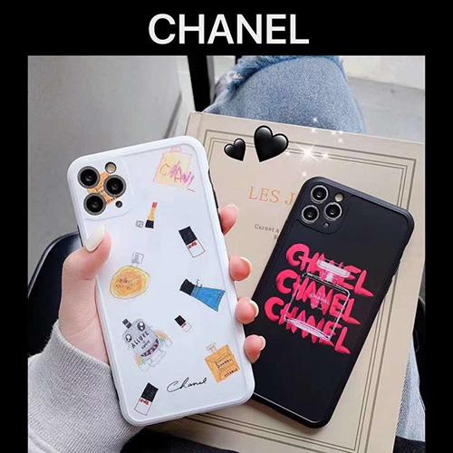 Chanel/シャネル女性向け iphone 12/12mini/12pro/12 pro max/xr/xs maxケース男女兼用人気ブランド手帳型ジャケット型 2020 iphone12ケース 高級 人気