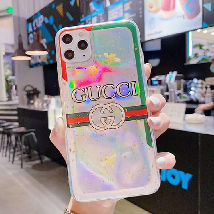 Gucci/グッチ きらきら 人気ブランド iphone12mini/12pro/12pro max/11/11 pro maxケース クリアケース ジャケット型 耐衝撃 男女兼用 iphone 12/7/8 plus/se2ケース ビジネス メンズ 安い レディーズ