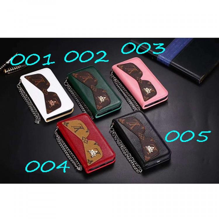 ルイヴィトン 手帳型 AQUOS zero 5G basic/zero2/sense3/4/4 plus/R5Gケース 全機種対応 レザー チェーン付 Galaxy A51 メガネ柄 ペアお揃い xperia 1 III/10 III/5 ii/1ii/10 ii/8/ace/xz ジャケット iPhone 12 Pro Maxスマホケース コピー