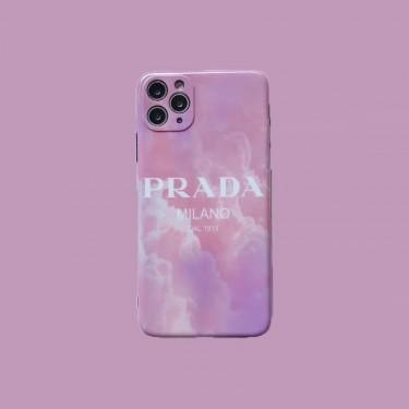 ブランドプラダ iphone13/iphone12/12pro/12pro max/12 miniスマホケース シリカゲル製女の子愛用ケース ブランドPrada iphone 11/11pro/11pro maxカバーケース シンプルファッション感レディース向け保護ケース
