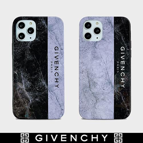 GivenchyジバンシィブランドiPhone13/iPhone12/12 pro/12 mini/12 pro maxスマホケース メンズ ビジネス風iPhone11/11 pro/11 pro max/se2カバー大理石紋ユニークケースジバンシィシンプルお洒落ケース