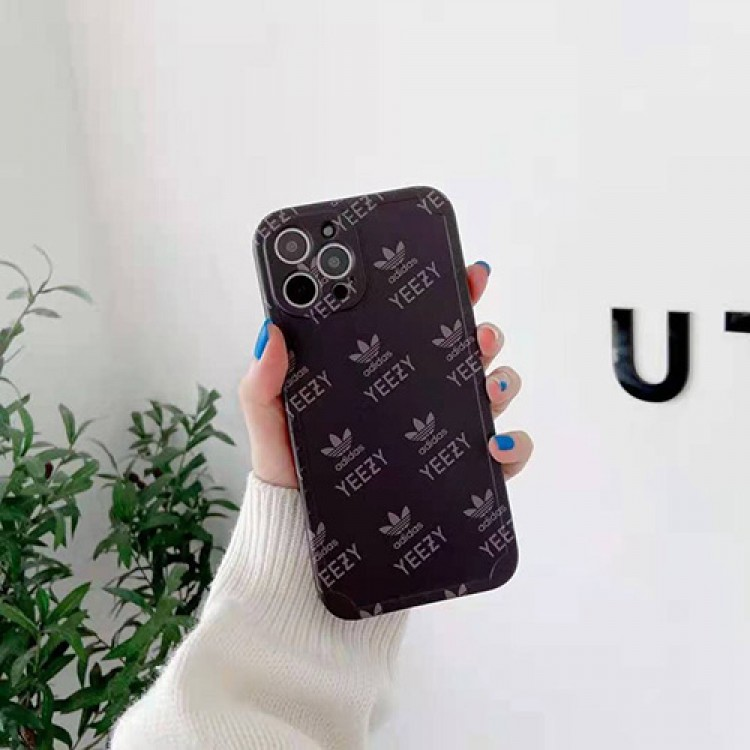 Adidasアディダス ブランドスポーツ風 iphone 13/12 mini/12 pro/12/12pro maxスマホケースメンズレディースお洒落アイフォン11/11 pro/11 pro maxカバーケース 経典柄 大人気iphone xr/xs/x/xr maxケース男女兼用