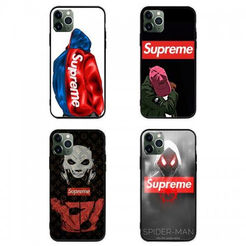シュプリーム ブランドファッション経典 メンズシンプルiphone 12 /12 pro/12 mini/12 pro maxケース全機種対応 iphone/xperia/galaxy/huawei/aquos個性潮 HUAWEI Mate 30 Pro 5Gケース