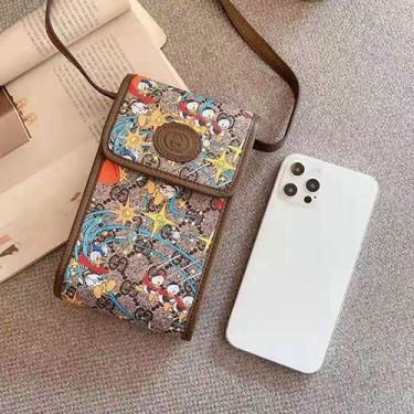 グッチ ブランドiphone 12/12 mini/12 pro/12 pro maxケース 個性潮 ショルダーバッグ 全機種対応 ストラップ付 オシャレ刺繍 カードポケット付き Galaxy s20/note10/s10/s9 plusケース シンプル xperia 1 II/10 IIケース ファッション huawei mate 30/p40/mate 20 proケース ジャケットメンズ Google Pixel 5/Pixel 4a 5G