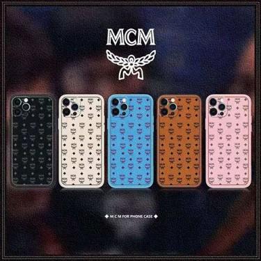 エムシーエム ブランド iphone12/12pro maxケース かわいい個性潮 iphone x/xr/xs/xs maxケース ファッションins風 iphone12ケースケース かわいいレディース アイフォンiphone xs/11/8 plus/se2ケース おまけつき