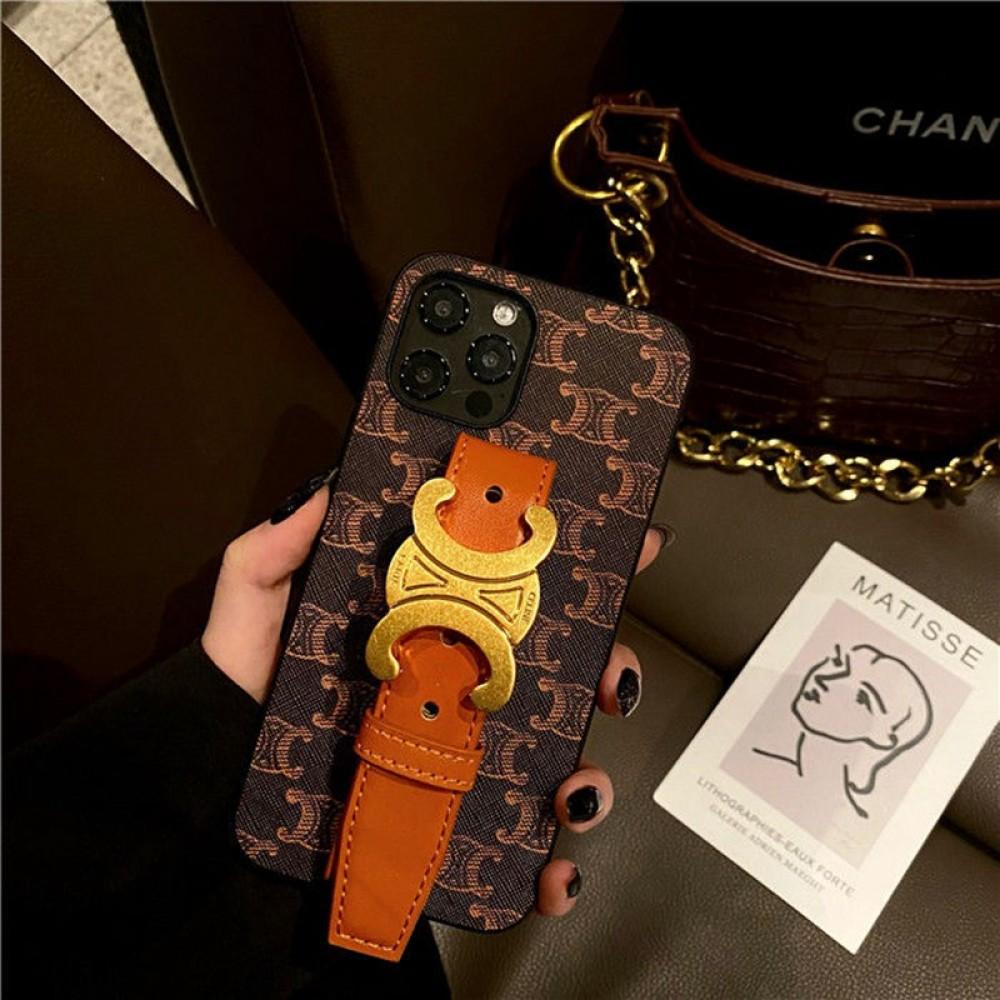 ブランド ハイ iphone12 ケース