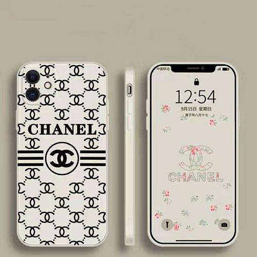 シャネル iphone 13/12 mini/12 pro max/11 pro max/se2ケース 個性 ブランド モノグラム CHANEL 韓国風 ソフトシリコン ジャケット型 アイフォン12/12 pro/11/11 pro/x/xs/xr/8/7カバー メンズ レディース 6色