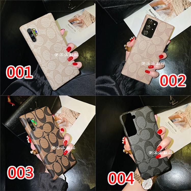 コーチ 贅沢 Galaxy S21/S21 ultra/S20 ultra/A51/A32/note20 ultra/note10ケース かわいい COACH ブランド レザー おまけつき 経典柄 iphone12 mini/12 pro/12 pro max/11 pro/11 pro maxスマホケース ファッション アイフォン12/11/x/xs/8/7 plus/se2ケース メンズ レディース