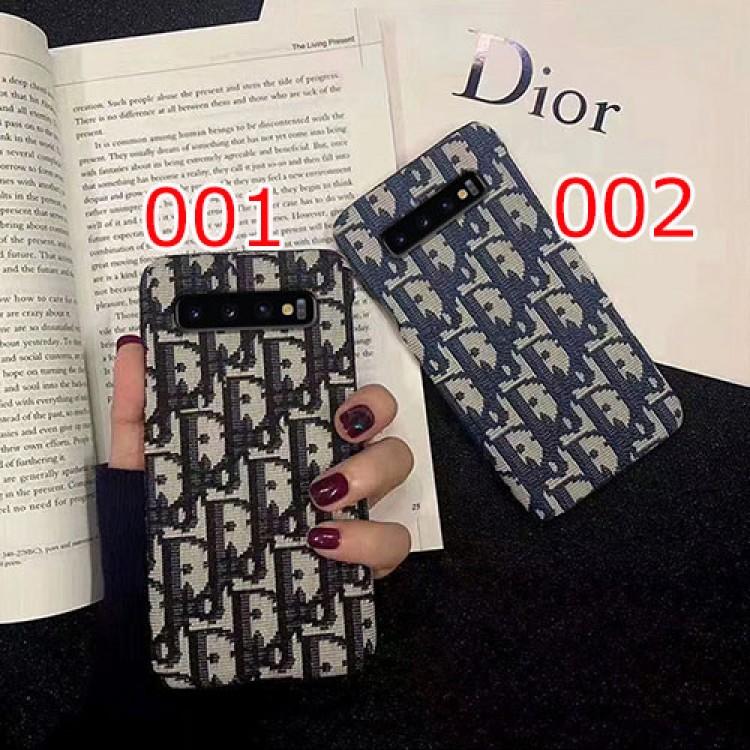 ディオール Galaxy s21/s20+/s10/s9ケース ブランド 布製 シンプル iphone 12 pro/12 pro max/12 mini/11 pro maxケース DIOR モノグラム セレブ愛用 ジャケット型 人気 アイフォンx/xs/xr/8/7カバー ファッション メンズ レディース