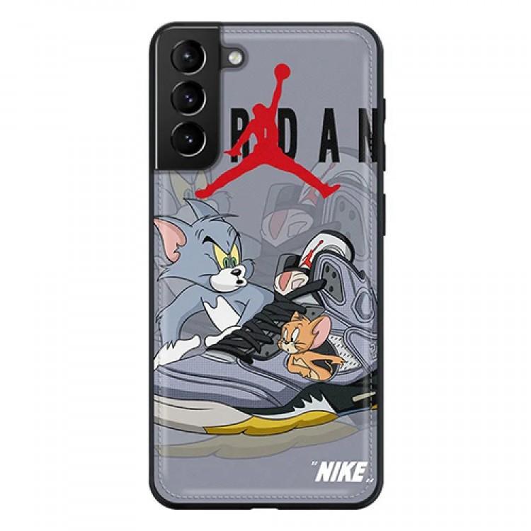 Nike ナイキ iphone 12 pro/12 pro max/12 mini/11 pro/11 pro max/se2ケース ブランド レザー製 Dior ディオール 個性 Galaxy S21/S21+/S21 ultra/s20/s20+/s20 ultra/s10/Note20 スニーカー イカルド トムとジェリー  Jordan ジョーダン メンズ レディーズ