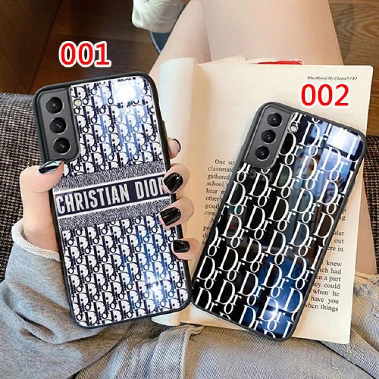 ディオール iphone 12 mini/12 pro max/11 pro max/se2/x/xr/xs maxケース 個性潮 galaxy s21/s20ケース DIOR 硝子 ブランド galaxy Note20/Note10 plus/Note 9ケース ジャケット型 モノグラム アイフォンse2/x/xs/xr/8/7カバー レディース