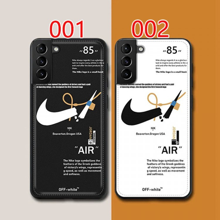 Nike/ナイキ  iphone 12/12 pro/12 mini/12 pro max/11/11 pro/11 pro max/se2ケース 壊れたスウッシュ Off-white/オフホワイト Galaxy S21/S21+/S21 ultra/s20/s20+/s20 ultra/note20/s10ケース モノグラム ロゴ レザー AIR JORDAN/ジョーダン ステッチ風 薄い アイフォンx/xs/xr/8/7/6カバー メンズ レディース
