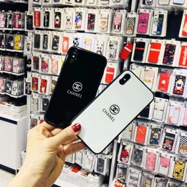 シャネル 人気ブランド iphone12/12mini/12pro/12pro maxケース 背面ガラス 男女兼用 AQUOS R5G 全機種対応 CHANEL Galaxy s10/s20+/s20/note 20/note 20 ultraケース ジャケット型 機種xperia 1ii/10ii/1/5/8/xzケース おまけつき アイフォン12 mini/12 pro maxケース ファッション レディース