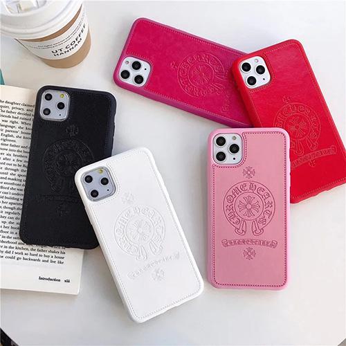 KAWS ブランド iphone 12 pro/12 pro max/11/11 pro/se2ケース 暴力熊柄 シンプル レザー Chrome Hearts ジャケット型 adidas 革製 カウズ 無地 クロムハーツ OPPO アディダス アイフォン12/12 mini/11 pro max/x/xs/xr/8/7/6カバー おしゃれ レディーズ