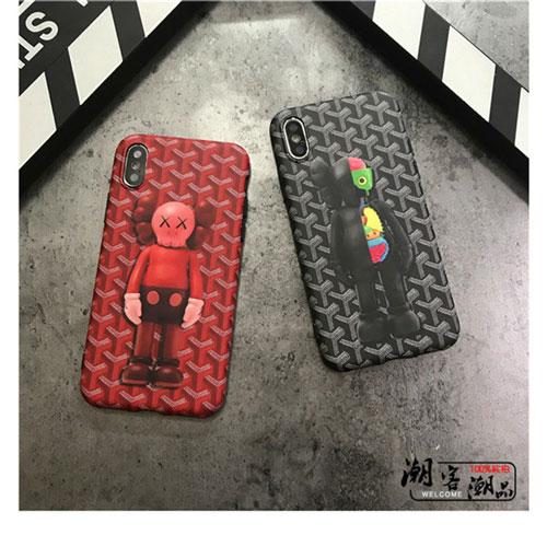 GOYARD/ゴヤードファッション セレブ愛用 iphone12/12 mini/12pro/12pro maxケース 激安iphone 11/x/8/7スマホケース ブランド LINEで簡単にご注文可モノグラム iphone12/11pro maxケース ブランド個性 恐怖
