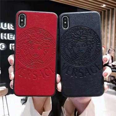 ヴェルサーチiphone12/12mini/12pro/12pro maxケース ビジネス versace ストラップ付きiphone xr/xs max/11proケースブランドアイフォン12カバー レディース バッグ型 ブランド