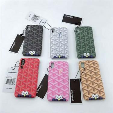 GOYARD/ゴヤールペアお揃い アイフォン12/12mini/ pro/12 pro maxケース galaxy s20/s10/s10+ケースiphone xr/xs max/11proケースブランドモノグラム iphone12/11pro maxケース ブランド