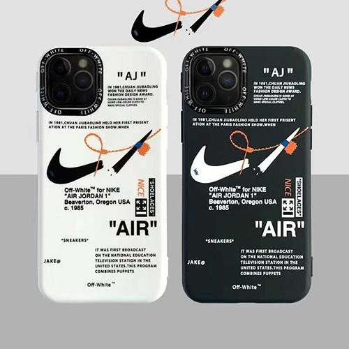 ナイキ ブランド iphone12 mini/12 pro/12 pro maxケース かわいい NIKE アイフォン12/11/xs/x/8/7 plusケース ファッション経典 メンズジャケット型 2020 iphone12ケース 高級 人気