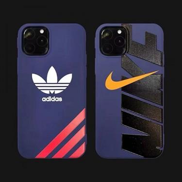 Nike/ナイキ,Adidas/アディダス 男女兼用人気ブランドiphone12/12mini/12pro/12pro maxケース韓国風メンズ iphone12/11pro maxケース 安いレディース アイフォiphone12/xs/11/8 plusケース おまけつき