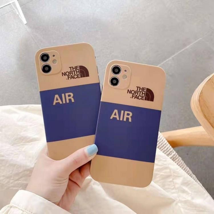 ザ・ノース・フェイス &ジョーダン コンボ iphone12 pro/12 mini/12pro max/11 pro maxケース ブランド The North Face 芸能人愛用 Air Jordan 激安 ins風 かわいい アイフォン12/11/11 pro/x/xr/xs/xs max/8 plus/7/6カバー ファッション レディース