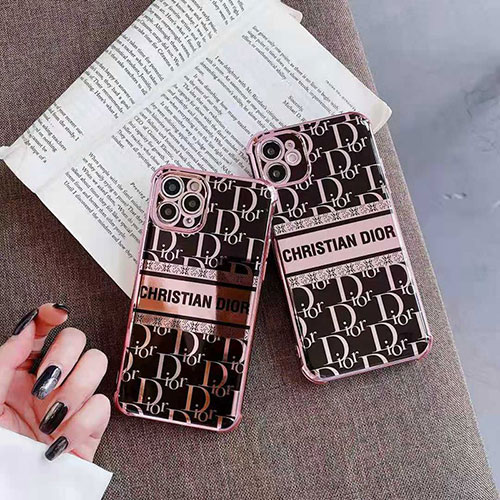 DIOR/ディオール男女兼用人気ブランドiphone12/12mini/12pro/12pro maxケースメンズ iphone12/11pro maxケース 安いレディース アイフォiphone12/xs/11/8 plusケース おまけつき