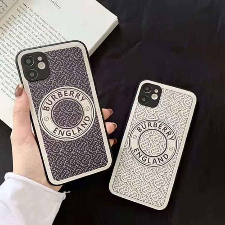 バーバリー iphone 12/12 pro/12 mini/12 pro max/11/11 pro/11 pro max/se2ケース インスタ風 ブランド 個性柄 モノグラム iPhone X/XS/XRケース Burbrerry 高級 アイフォンx/xs/xr/8/7/6カバー 芸能人愛用 人気 ファッション メンズ レディース
