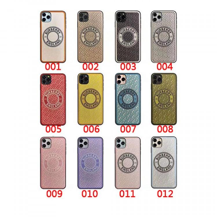 バーバリー iphone 12 mini/12 pro max/11 pro max/se2ケース 可愛い モノグラム デニム風 burberry ジャケット型 アイフォン12/12 pro/11/11 pro/x/xs/xr/8/7カバー 衝撃吸收 Huawei p40/mate40 レディース