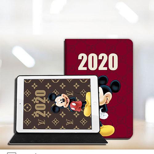 LV ルイヴィトン コンボ iPad Pro 2021ケース ディズニー モノグラム 横開き GUCCI グッチ アイパッドエア1/2/3/4/8/7世代ケース 10/11.9 inches 赤黒色 ミッキーマウス柄 2020 ダミエ アイパッド 6/5/4/3/2ケース 手帳型 9.7インチ アイパッド プロ 激安 オーダーメイド メンズ レディース