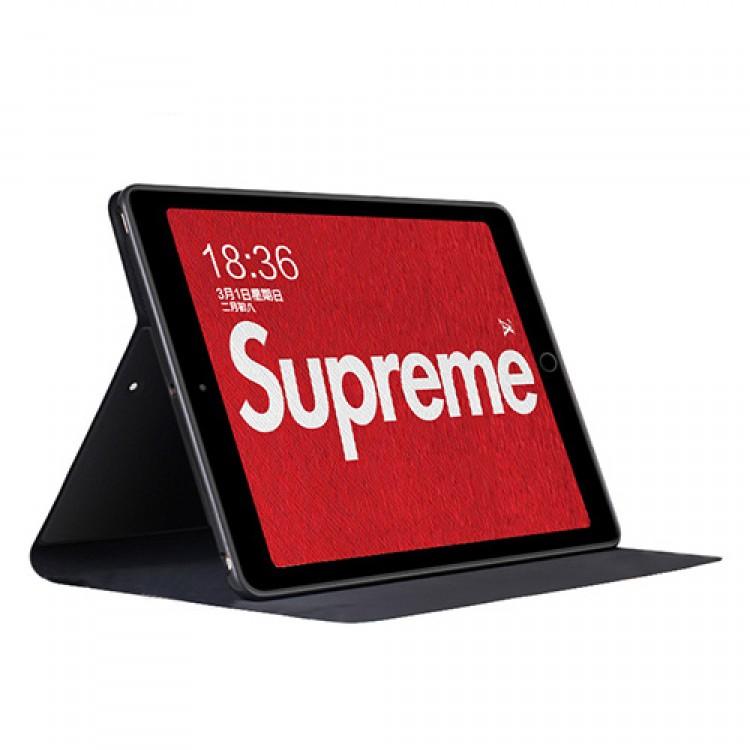 Supreme ブランド iPad Pro 2021 12.9/11inch ケース シュプリーム ipad mini 4/5/8/7世代 カバー 赤色 ルイヴィトン アイパッド 5/6 9.7インチ 激安 LV すべてのipad機種対応 iPad Air 10.9インチケース コピー iPad Proケース 9.7インチ 2018/2017 メンズ レディース