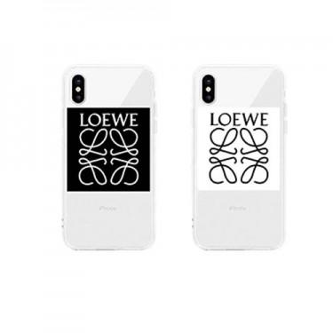 Loewe/ロエベペアお揃い アイフォン12 pro/12 pro maxケース iphone 11/xs/x/8/7ケース男女兼用人気ブランドiphone12/12mini/12pro/12pro maxケース手帳型レディース アイフォiphone12/xs/11/8 plusケース おまけつき