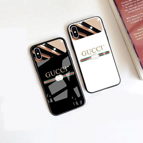 グッチ ブランド iPhone 12/12 Pro/12 Pro Max/12 Miniケース 背面ガラス 鏡付き Galaxy S20/A20ケース Gucci メイク AQUOS R5G/zero2/sense3ケース レディース愛用