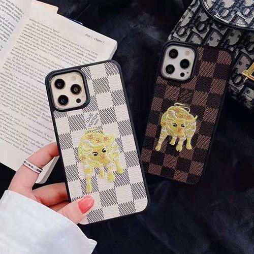 ルイヴィトン iphone 12/12 mini/12 pro/12 pro maxケース韓国風激安iphone 11/11pro/xr/xs maxケース ブランド iphone xi/11 maxケーストランクデザイン モノグラム アイフォン 8/7 plusケースファッションお洒落