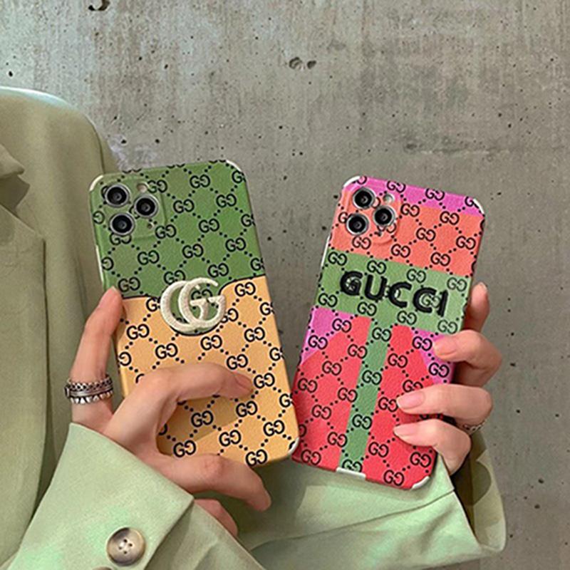 グッチiPhone13/iPhone12ケース
