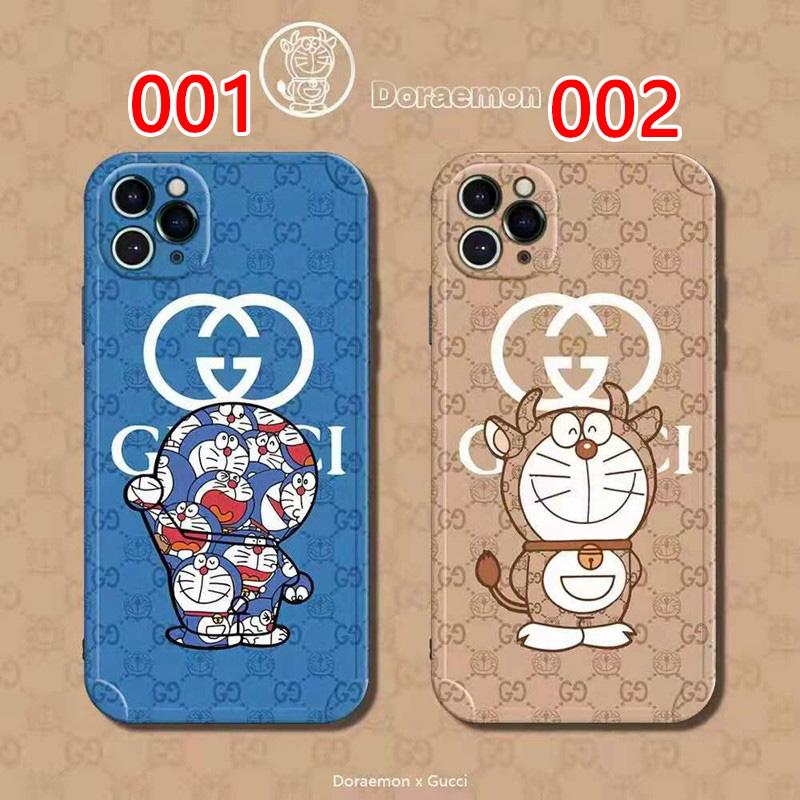 グッチ&ドラえもん 限定 ケース iphone13/12s