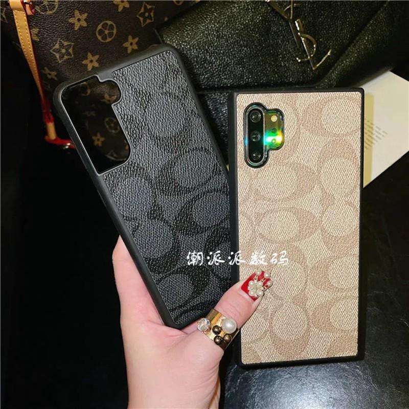 コーチCoachブランドgalaxy s21/s21+/s21 ultraケース 贅沢風 革感iphone13/12pro/12pro max/12mini/11/se2経典 可愛い アイフォン
