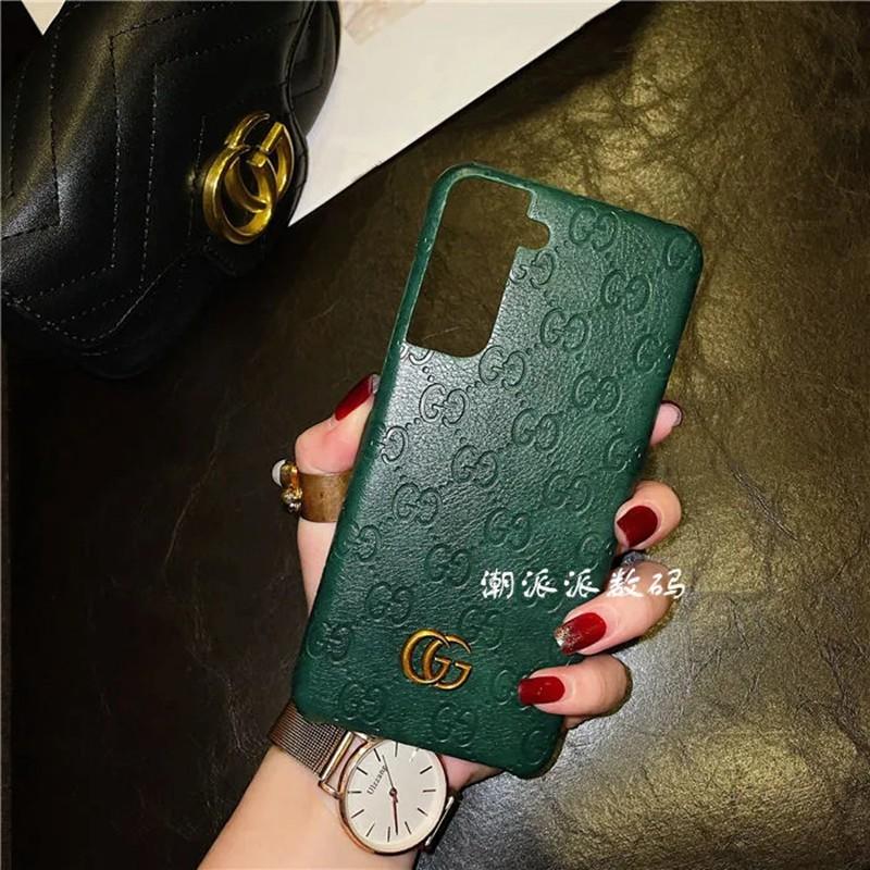 グッチGucciブランドGalaxy S21+/S21 ultra/A32/A51ケース 革製 モノグラムiphone13/12pro/12mini/12pro max/11/se2 耐衝撃 ジャケット型 アイフォン