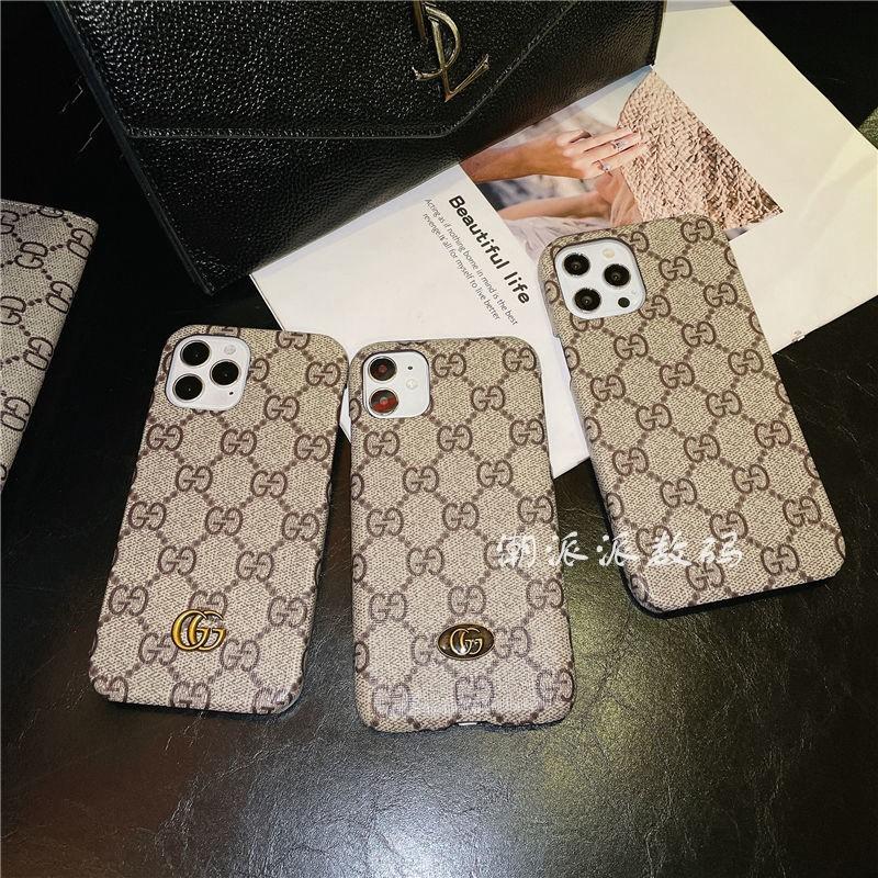 グッチ iphone 12/12 pro/12 mini/12 pro max/11/11 pro/11 pro max/se2ケース 可愛い GUCCI レザー Galaxy S21/S21+/S21 ultra/s20