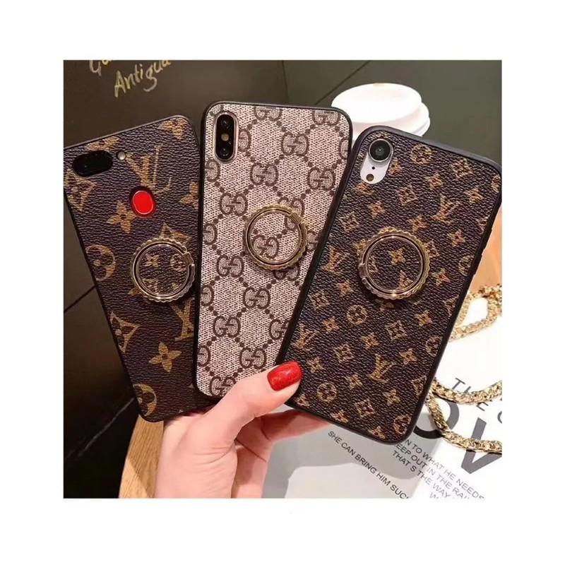 ヴィトンLVブランドGalaxy s21+/s21 ultra/a51/note20ケース 革製 リング付 iphone12pro/12pro max/12mini/11ケース モノグラム 芸能人愛用 可愛い アイフォンx/xs/xr/8/7/6カバー