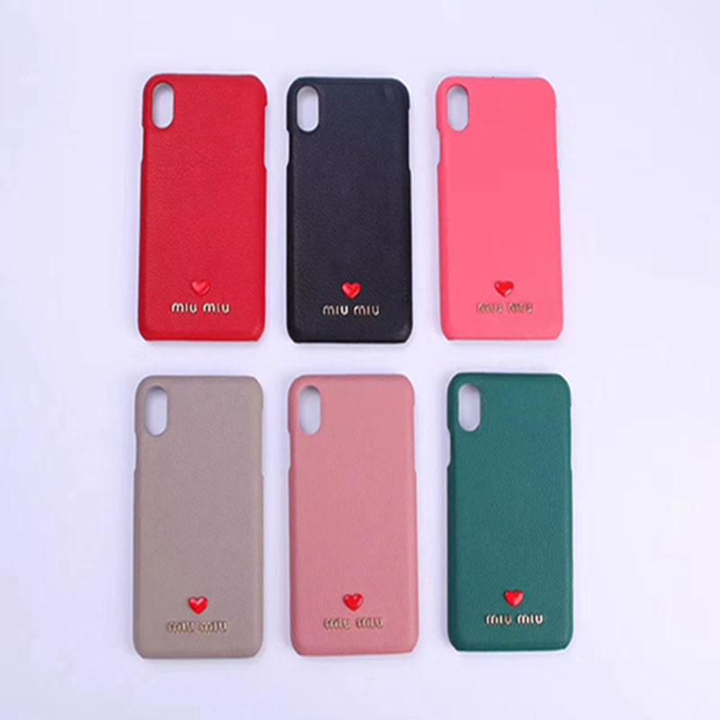 ミュウミュウ ブランド iphone 12/12 pro/12 mini/12 pro max/11/11 pro/11 pro max/se2ケース シンプル MiuMiu かわいい 3D立体 レザー ソフト MIUMIU 耐衝撃