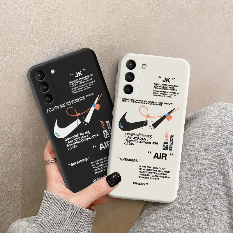 ナイキ iphone 12/12 pro/12 mini/12 pro max/11 pro max/se2ケース Nike スウッシュ ブランド Off-white オフホワイト Galaxy S21/S21+/S21 ultra/s20 ultra/note20/s10ケース 個性 AIR JORDAN モノグラム ジョーダン ソフト アイフォン