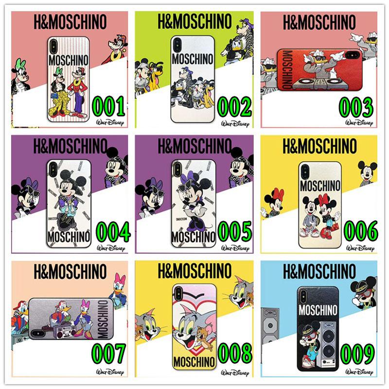 moschinoモスキーノiphone12/12mini/12pro/12pro maxケース
