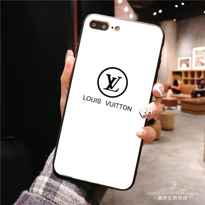 LV xperia 1ii/5ii/10 ii/1/5/8ケース ブランド iPhone 12 pro/12 mini/12 pro max/11 pro maxケース 背面ガラス 大人 メンズ